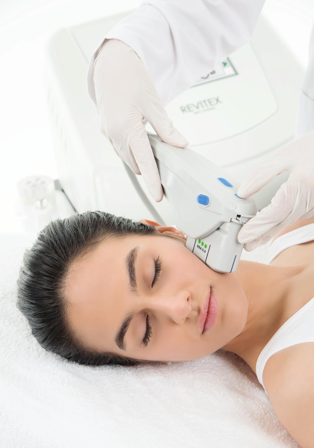 Ultrasuoni focalizzati ringiovanimento viso Centro di medicina estetica a Cosenza