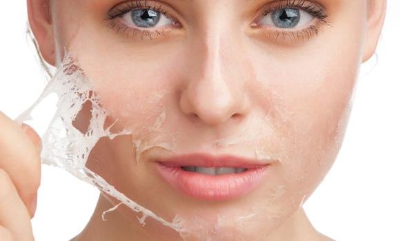 Ringiovanimento viso a cosenza peeling
